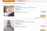Xenion screenshot: Booking engine where customers can reserve rooms based on price, number of guests, and availability