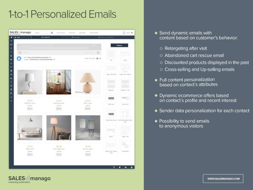 SALESmanago Marketing Automation Software - 2