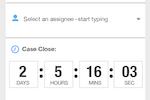 CustomerGauge screenshot: