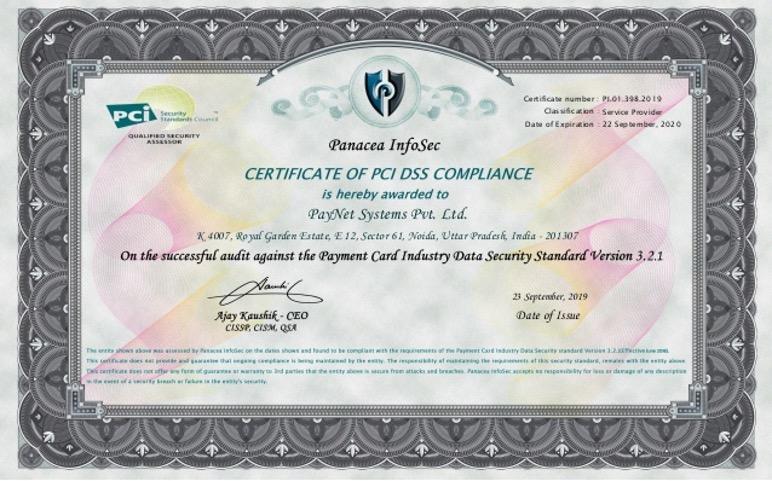 PayNet Banking Platform Logiciel - 4