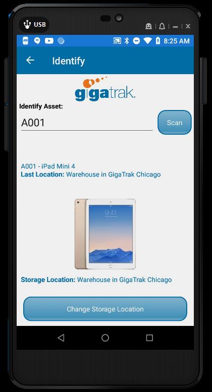 GigaTrak Asset Tracking System Software - 2