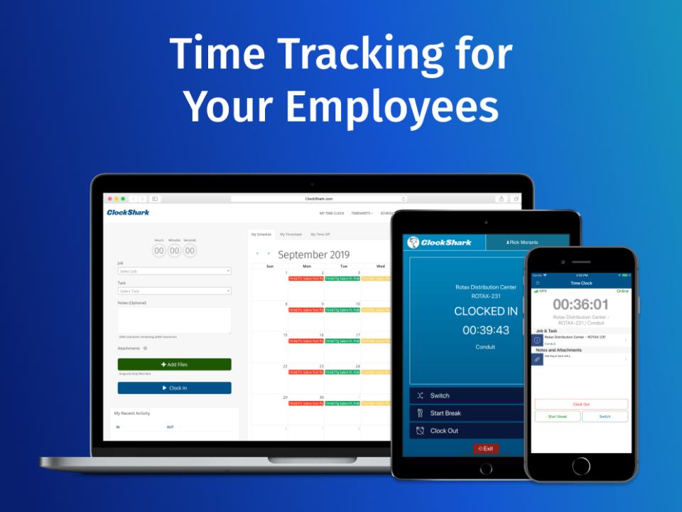 ClockShark Software - 1