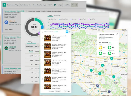 Business Locator Software - 2