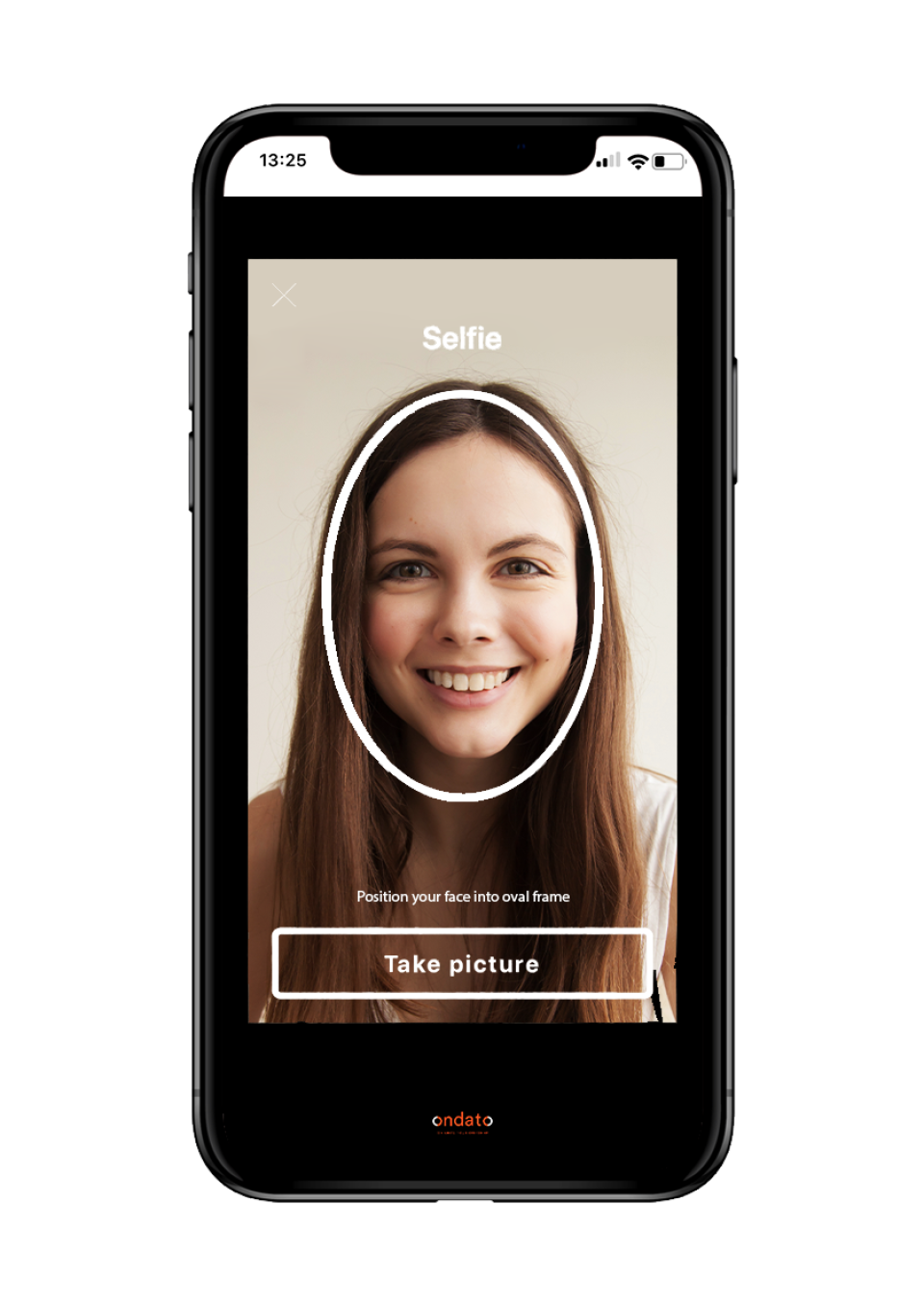 Ondato facial biometric authentication