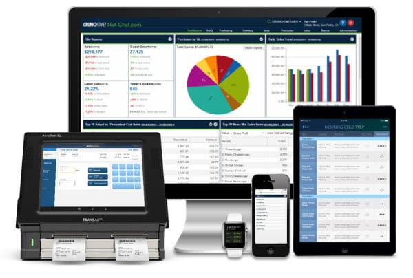 Utilize CrunchTime on any device in order to manage restaurant operations from anywhere