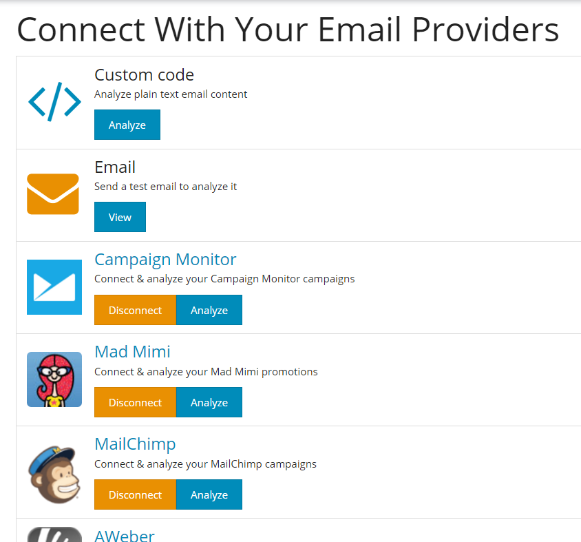 Winning Email Software - Home