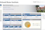 Orbund screenshot: Einstein - Admin Portal
