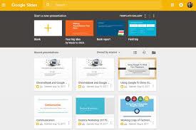 Google Slides Software - 4