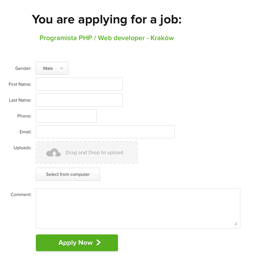 Unatrix Software - Online applications