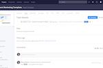Teamwork Screenshot: Task Details - Teamwork