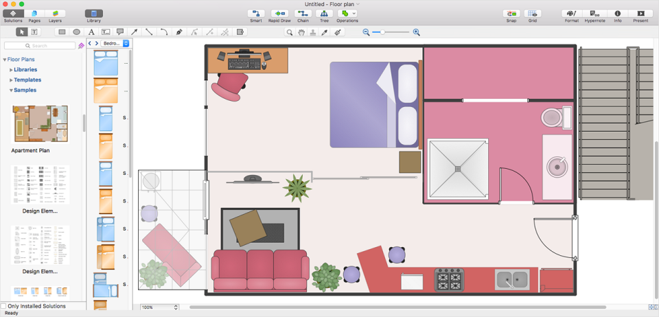 ConceptDraw PRO Software - 2