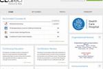 CE Direct screenshot: CE Direct homepage