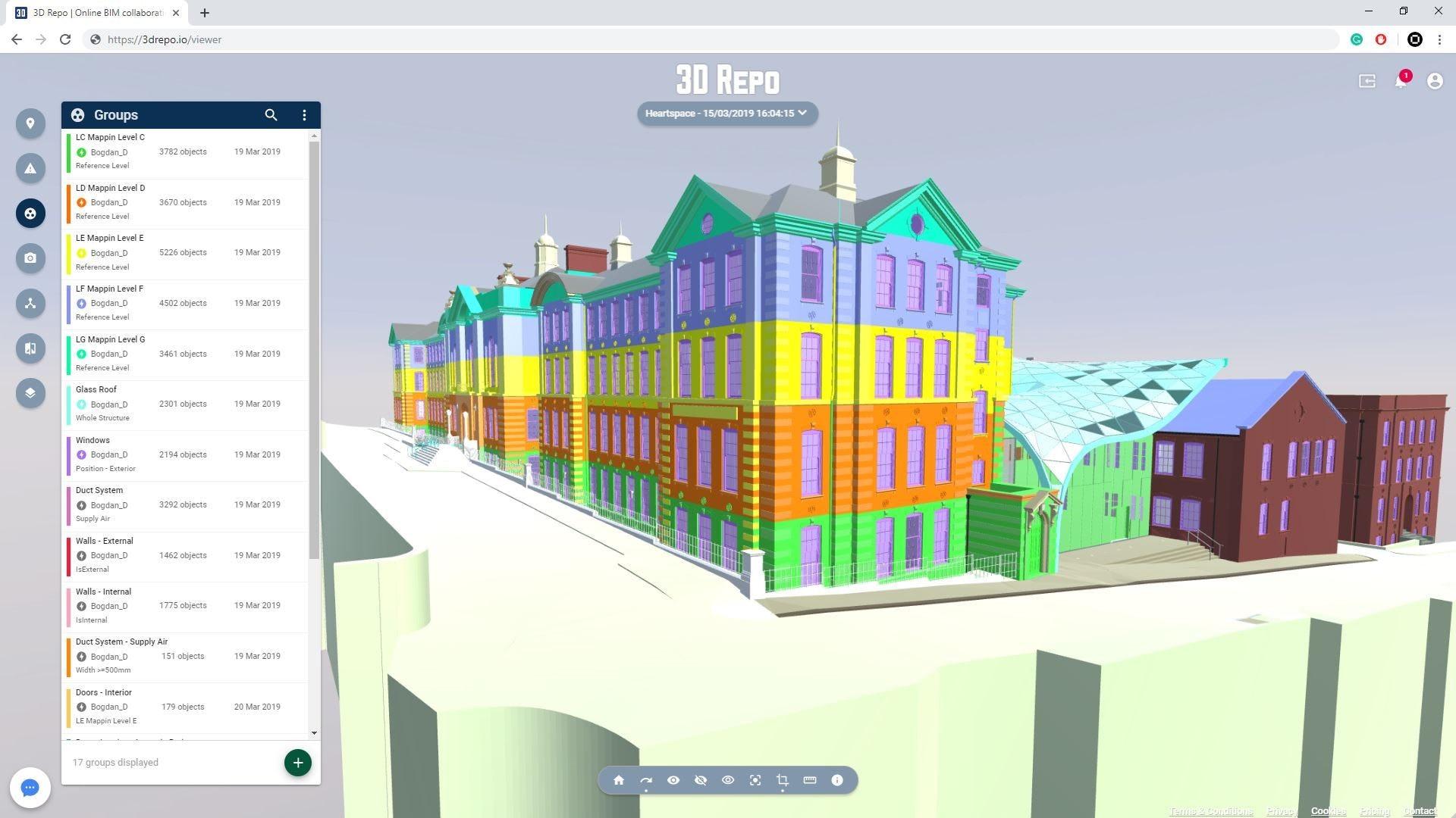 3D Repo Software - 4