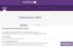 Farrago screenshot: Farrago AWS linking