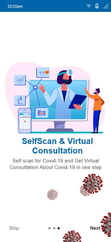 VCDoctor Lifecare Software - Virtual Consolation