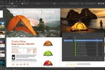 Affinity Publisher Screenshot: Affinity Publisher package