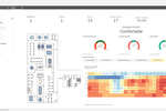 Spacewell screenshot: Dashboards & data analytics of thermal comfort