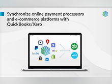Synder Software - Synchronize online payment processors and e-commerce platforms with QuickBooks/Xero