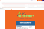 Schermopname van GrowthZone: Efficiently write, schedule, send, and track emails.