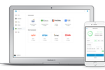 Dispatch screenshot: Connect services like Quickbooks and Stripe to Dispatch