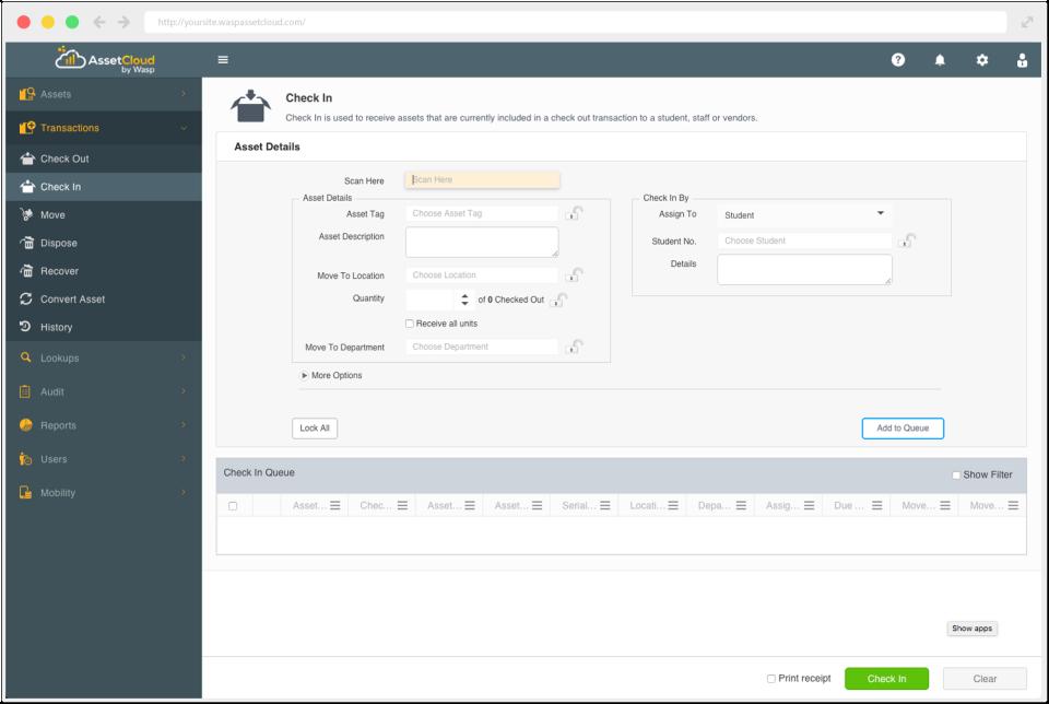 AssetCloud Software - 2