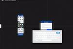 Bluescape screenshot: Bluescape new workspace creation