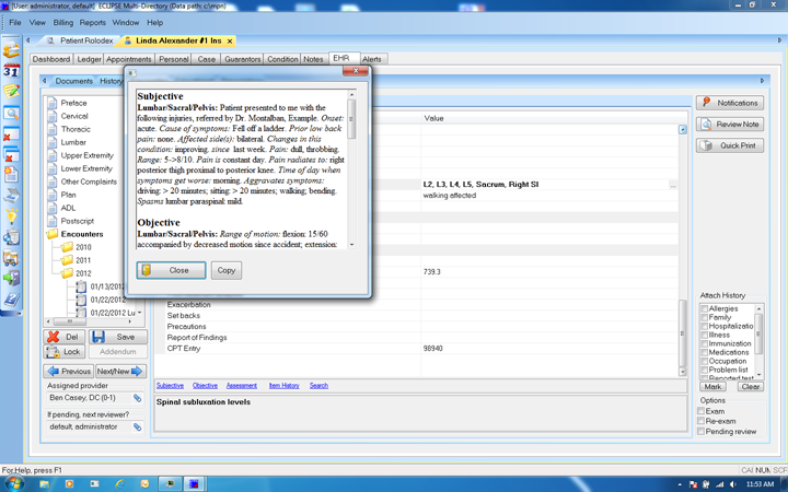 ECLIPSE Software - 1