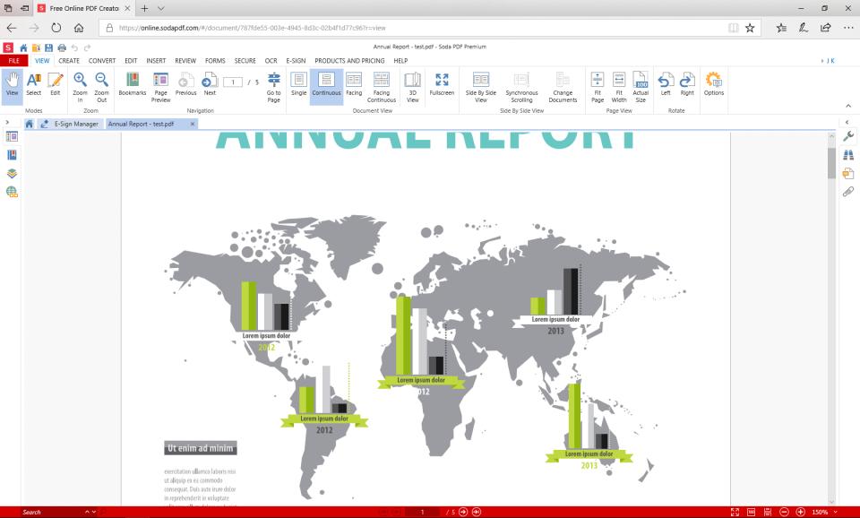 Soda PDF Software - 2