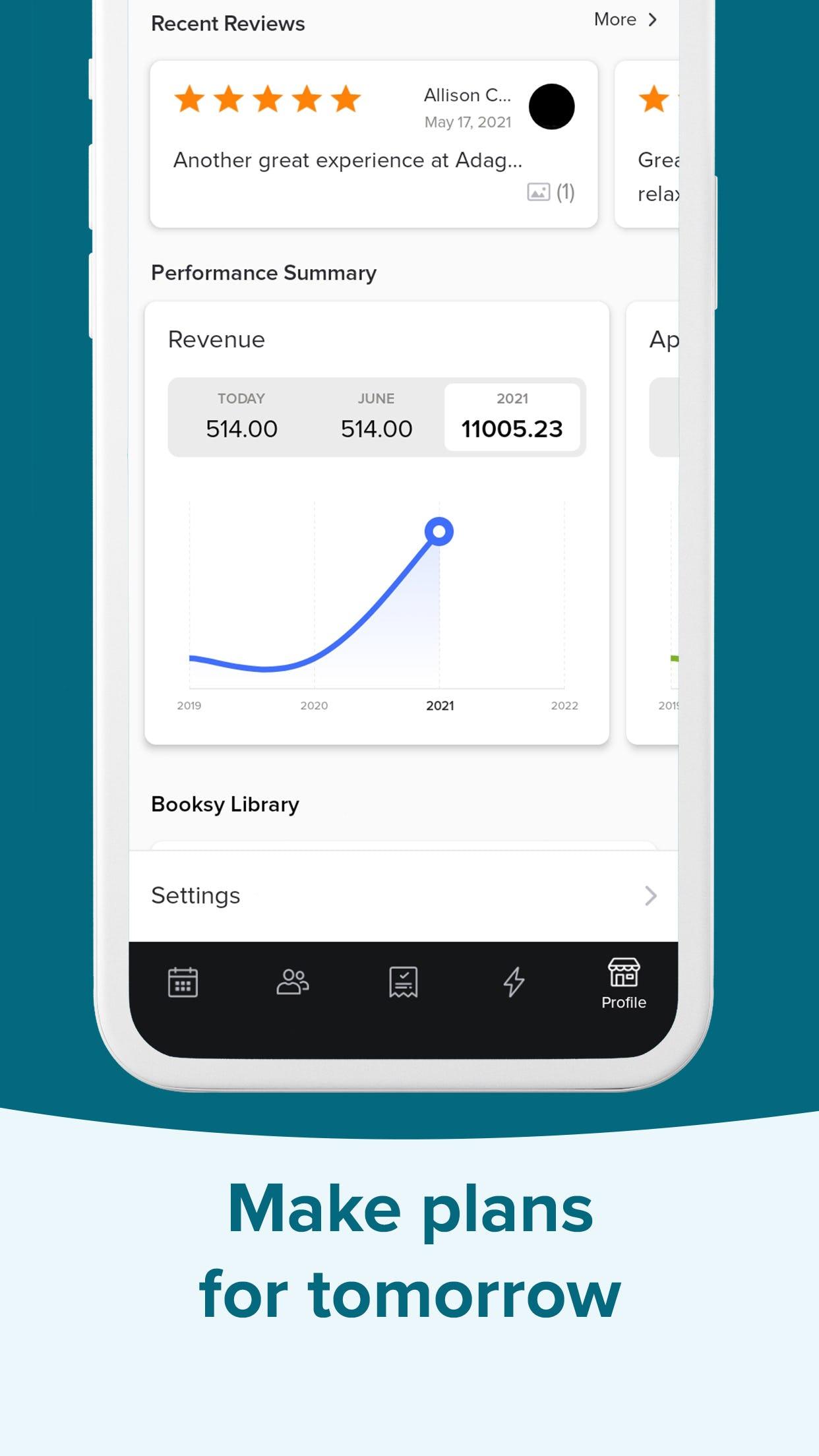 Booksy Software - 7