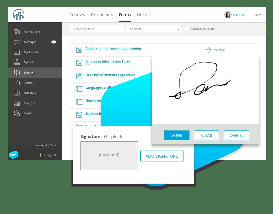 iTacit Software - iTacit