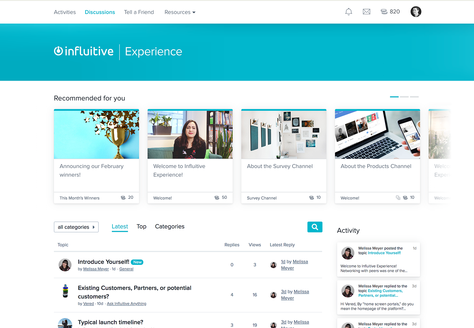 Influitive Software - 1