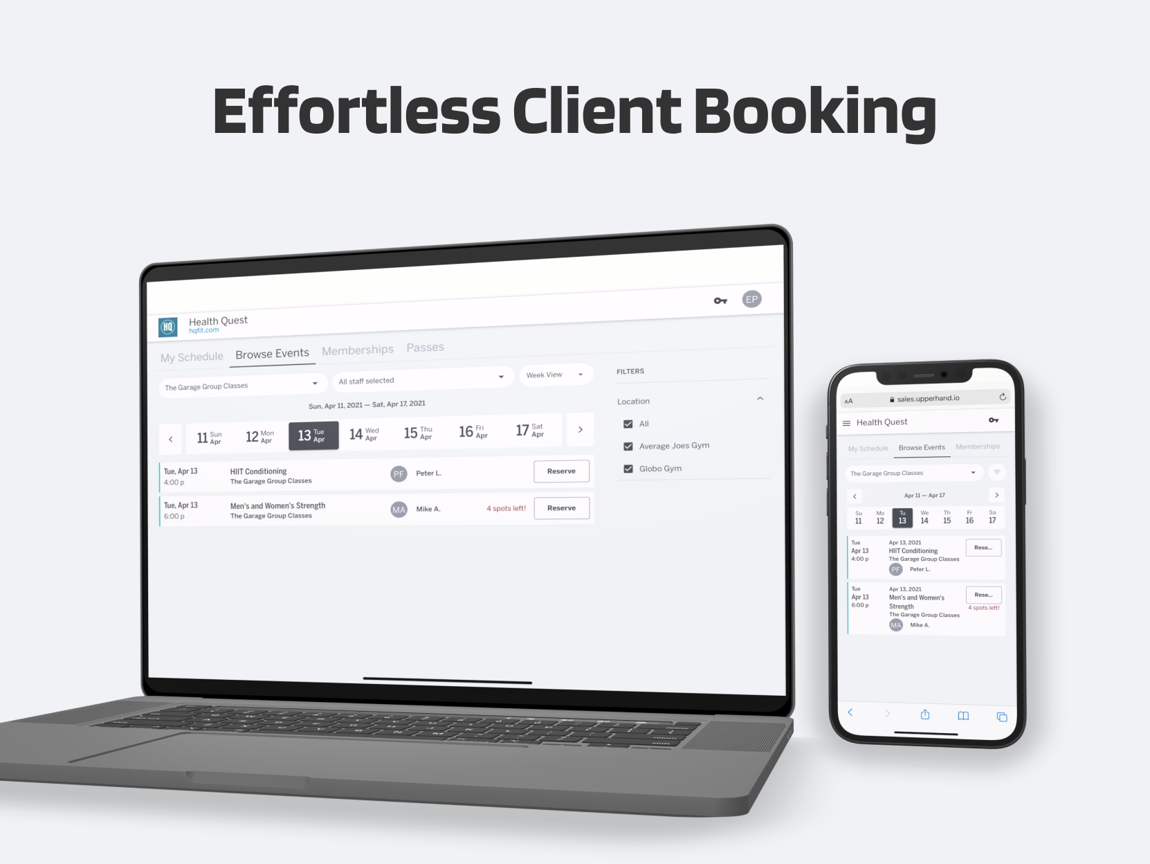 Upper Hand Software - Upper Hand provides your clients an intuitive checkout experience that increases customer satisfaction and drives repeat business.