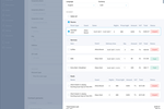 Captura de tela do HotelFriend: Create and send invoices within the HotelFriend system