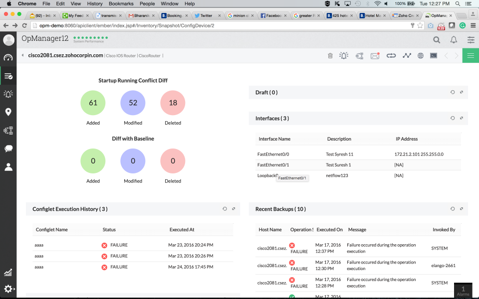 ManageEngine OpManager Software - 4