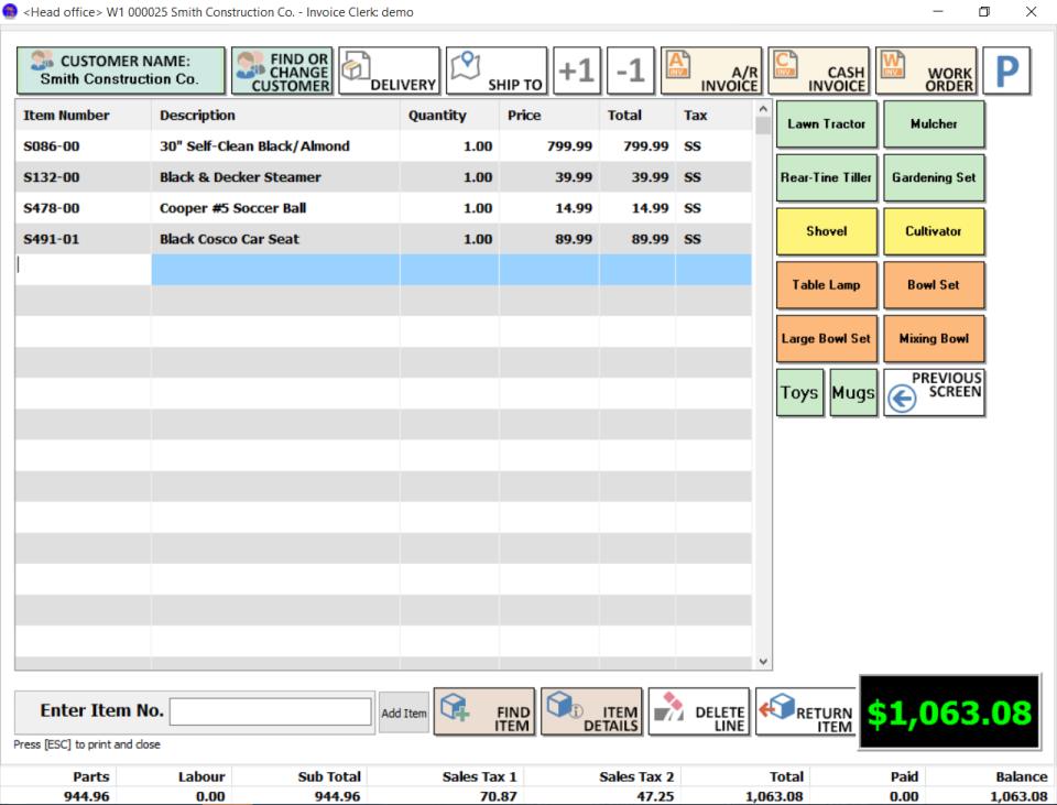 Windward System Five Software - 2