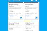 DeveLoop screenshot: Personalized learning journeys
