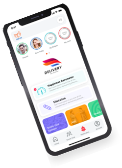 All-in-one Employee Experience Platform: Mobile App for employees to engage with work and colleagues. Based on the employees' interaction results, Sorwe anonymises results and generates analytics for the management to track work atmoshpere real-time.