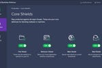 Avast Business Antivirus Screenshot: Avast Business Antivirus core shields