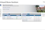 Orbund screenshot: Einstein - Student Portal