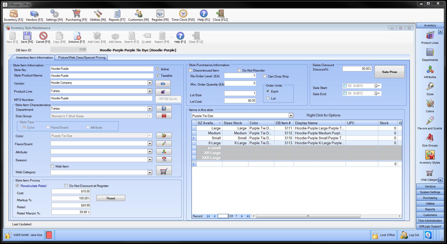 GiftLogic Software - 3