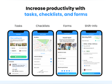 Connecteam Software - Increase productivity with tasks, checklists, and forms