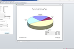 Incident Management System screenshot: Incident Management System reports by custom criteria
