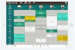 Shortcuts screenshot: Employee task management interface