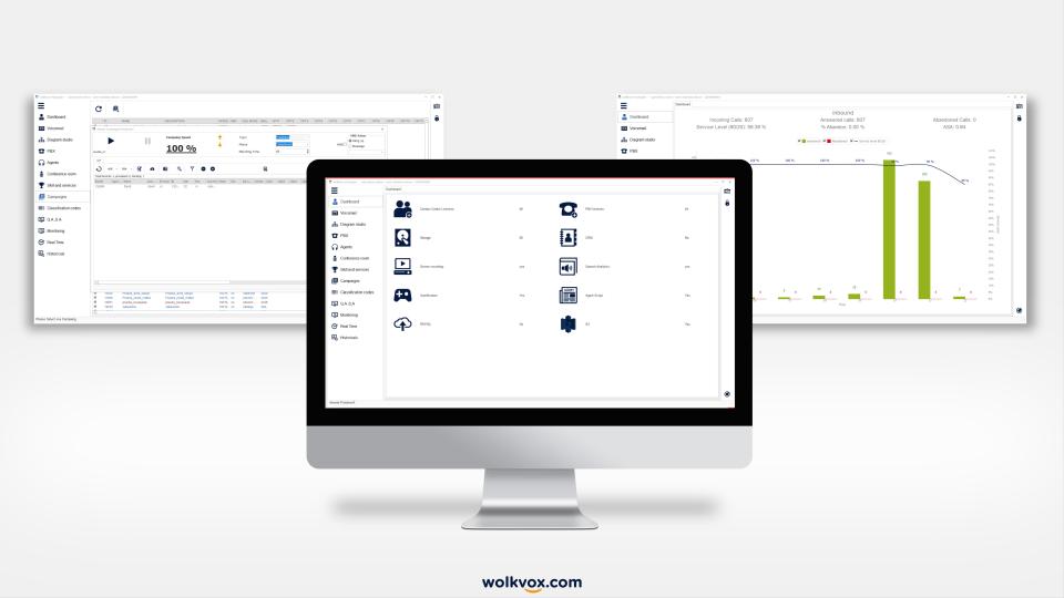 wolkvox Software - 3