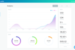 Coolix screenshot: Coolix analytics