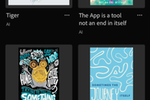 Schermopname van Adobe Creative Cloud: Adobe Creative Cloud files