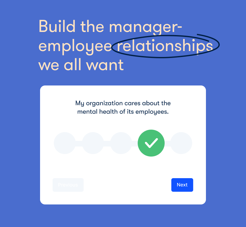 Officevibe Software - Build the manager-employee relationships we all want