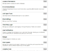 Answerbase Screenshot: Adjust any setting you need to accomplish your business goals