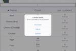 TouchBistro screenshot: