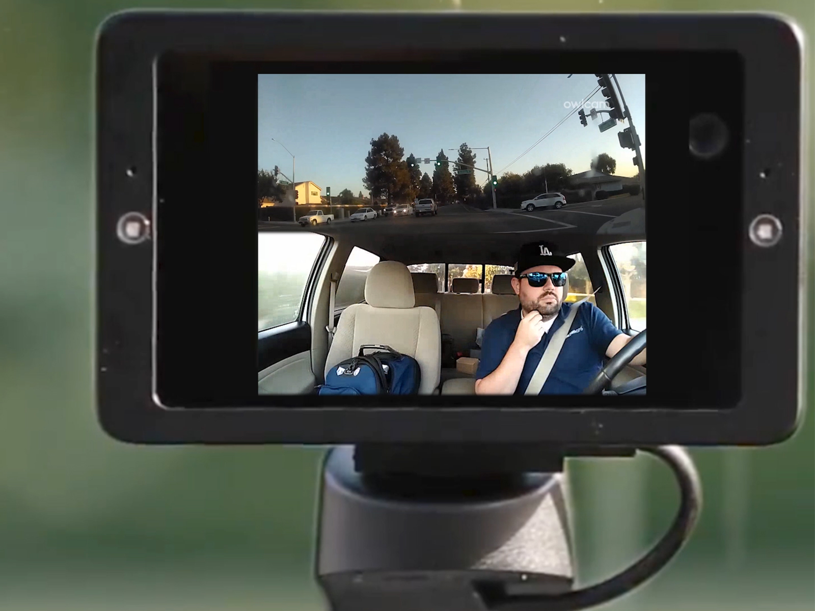 OwlCam Fleet Enabled Integrated Dash Cams